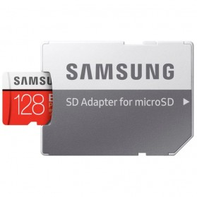 Samsung MicroSDXC EVO Plus Class 10 UHS-1 (100MB/s) 128GB with SD Adapter - MB-MC128GA - 5