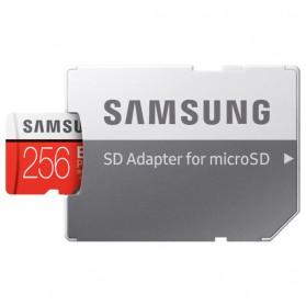 Samsung MicroSDXC EVO Plus Class 10 UHS-1 U3 (100MB/s) 256GB with SD Adapter - MB-MC256GA - 5