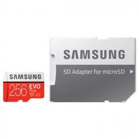 Samsung MicroSDXC EVO Plus Class 10 UHS-1 U3 (100MB/s) 256GB with SD Adapter - MB-MC256GA - 6