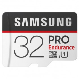 Samsung PRO Endurance MicroSDHC UHS-I (104MB/s) 32GB with Adapter - MB-MJ32GA