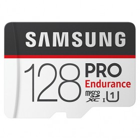 Samsung PRO Endurance MicroSDXC UHS-I (104MB/s) 128GB with Adapter - MB-MJ128GA