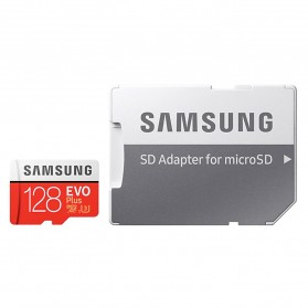 Samsung MicroSDXC EVO Plus Class 10 UHS-1 U3 (100MB/s) 128GB with SD Adapter - MB-MC128HA (CN Version) - 6