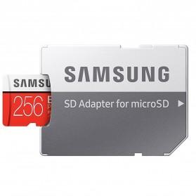 Samsung MicroSDXC EVO Plus Class 10 UHS-1 U3 (100MB/s) 256GB with SD Adapter - MB-MC256HA (CN Version) - 5