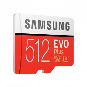 Samsung MicroSDXC EVO Plus Class 10 UHS-1 U3 (100MB/s) 512GB with SD Adapter - MB-MC512HA (EU Version) - 3