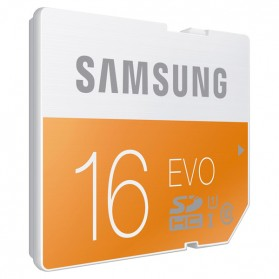 Samsung SDHC EVO Class 10 (48MB/s) 16GB - MB-SP16D - 3