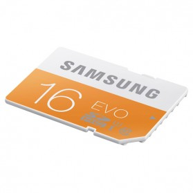 Samsung SDHC EVO Class 10 (48MB/s) 16GB - MB-SP16D - 4