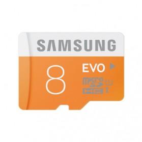 Samsung MicroSDHC EVO Class 10 (48MB/s) 8GB - MB-MP08D (BULK PACKAGING) - 1