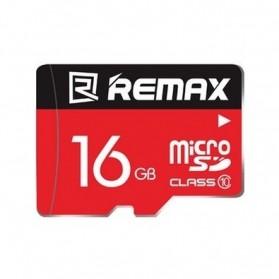 Remax MicroSDHC TF Class 10 16GB - Black