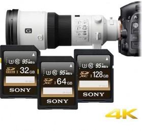 Sony SDXC UHS-I U3 Class 10 (95MB/s) 64GB - SF-64UZ - 2
