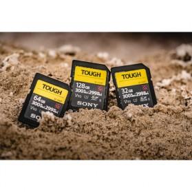 Sony Tough Series UHS-II SDXC (299MB/s) 64GB - SF-G64T - 9