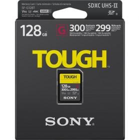 Sony Tough Series UHS-II SDHC (299MB/s) 128GB - SF-G128T - 10