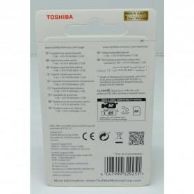 Toshiba MicroSDHC Class 4 15MB/s 8GB dengan Adapter - 2