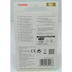 Toshiba MicroSDHC Class 4 15MB/s 16GB dengan Adapter - 2