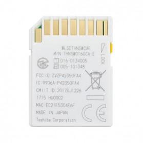 Toshiba Flash Air Wireless SD Card Class 10 32GB - CW-4 Cl10 - White - 2