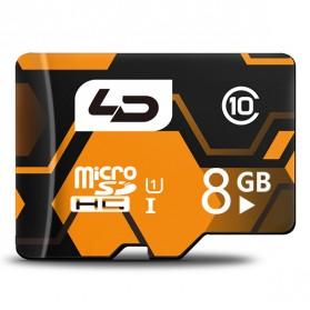 LD MicroSDHC UHS-1 Class 10 For Car DVR (40MB/s) 8GB