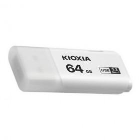 Kioxia TransMemory Flash Drive Flashdisk USB 3.2 64GB - LU301W064GC4 - White - 2