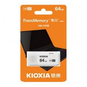 Kioxia TransMemory Flash Drive Flashdisk USB 3.2 64GB - LU301W064GC4 - White - 5