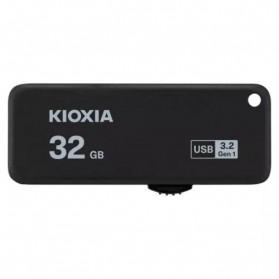 Kioxia TransMemory U365 Flash Drive Flashdisk USB 3.2 32GB - LU365K032GG4 - Black