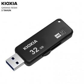 Kioxia TransMemory U365 Flash Drive Flashdisk USB 3.2 32GB - LU365K032GG4 - Black - 3