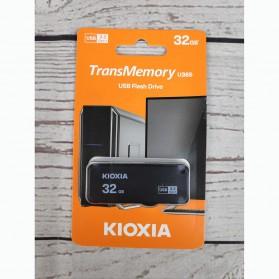 Kioxia TransMemory U365 Flash Drive Flashdisk USB 3.2 32GB - LU365K032GG4 - Black - 5