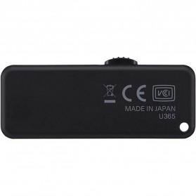 Kioxia TransMemory U365 Flash Drive Flashdisk USB 3.2 128GB - LU365K128GG4 - Black - 2