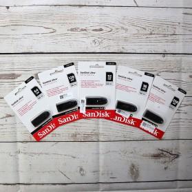 Sandisk Ultra USB 3.0 Flash Drive 128GB - SDCZ48 - Black - 3