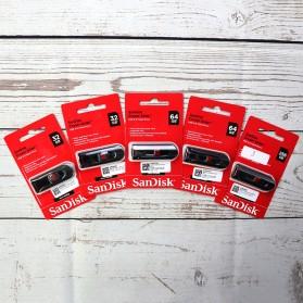Sandisk Cruzer Glide USB Flash Drive SDCZ60-032G - 32GB - Black - 3