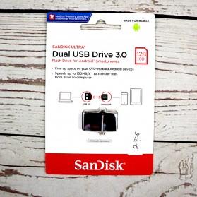 Sandisk Ultra Dual OTG USB Flash Drive USB 3.0 128GB - SDDD2-128G - 8