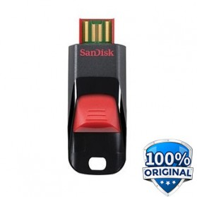 SanDisk Cruzer Edge USB flash drive 16GB (SDCZ51-016G-A11) - Black