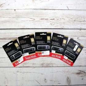 Sandisk Extreme Go Flashdisk USB 3.1 64GB - SDCZ800 - Black - 3