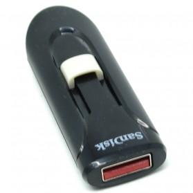 Sandisk Cruzer Glide USB Flashdisk 16GB - SDCZ60-016G (Bulk Packing) - White - 3
