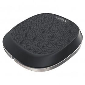 Sandisk iXpand Base iPhone Charger 128GB - SDIB20N-128G - Black