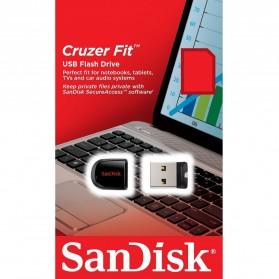 SanDisk Cruzer Fit USB Flash Drive 32GB - SDCZ33-032G-B35 - 6