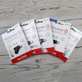 SanDisk Ultra Dual Drive Go USB Type C Flashdisk 128GB - SDDDC3 - Black - 2