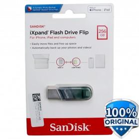 Sandisk iXpand Flip USB Flash Drive 256GB - SDIX90N