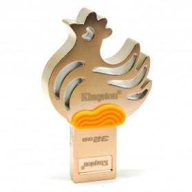 Kingston Shio Ayam Imlek USB 3.1 32GB (Limited Edition) - Golden - 5