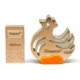 Kingston Shio Ayam Imlek USB 3.1 32GB (Limited Edition) - Golden - 7