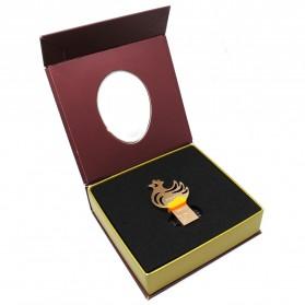Kingston Shio Ayam Imlek USB 3.1 32GB (Limited Edition) - Golden - 8