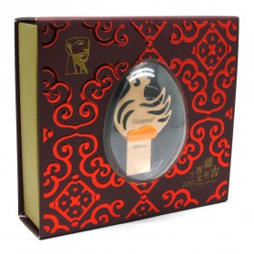 Kingston Shio Ayam Imlek USB 3.1 32GB (Limited Edition) - Golden - 9