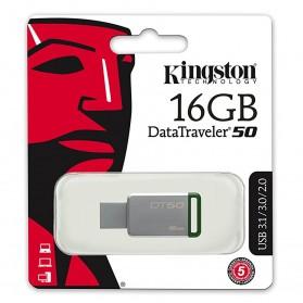 Kingston DataTraveler 50 USB 3.1 16GB - DT50/16GBFR - Green - 3