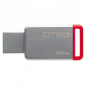 Kingston DataTraveler 50 USB 3.1 32GB - DT50/32GBFR - Red - 2