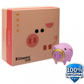 Kingston Shio Babi Imlek USB 3.1 32GB (Limited Edition) - Pink - 1