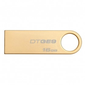Kingston DataTraveler GE9 (DTGE9-16G) Special Edition - 16GB - Golden