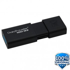 Kingston DataTraveler 100 Generation 3 (DT100G3/32GB) - 32GB - Black