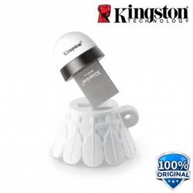 Kingston Badminton Flashdisk USB 3.1 Gen 1 Limited Edition 64GB - DTBMT - White