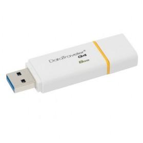Kingston DataTraveler Generation 4 (DTIG4) - 8GB - Yellow - 2