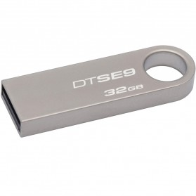 Kingston USB DataTraveler SE9 (DTSE9H-32G) Special Edition - 32GB - Silver