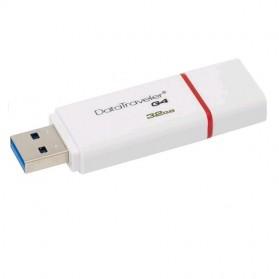 Kingston DataTraveler Generation 4 (DTIG4) - 32GB - Red - 2