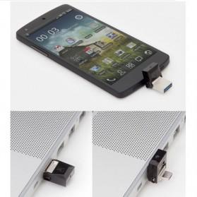 Kingston DataTraveler MicroDuo USB 3.0 Micro USB OTG 32GB - DTDUO3/32GB - Black - 4