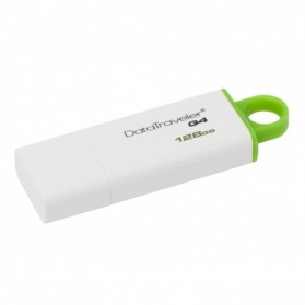 Kingston USB DataTraveler Generation 4 (DTIG4) - 128GB - Green